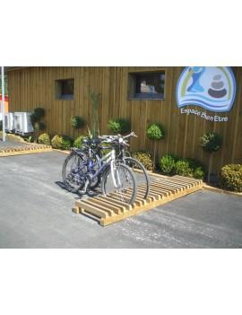 Support de vélos à partir...