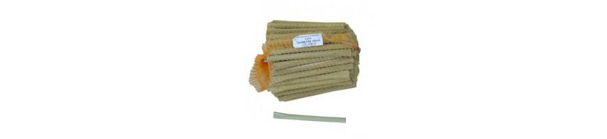 tourillon cylindrique cheville de charpente acacia